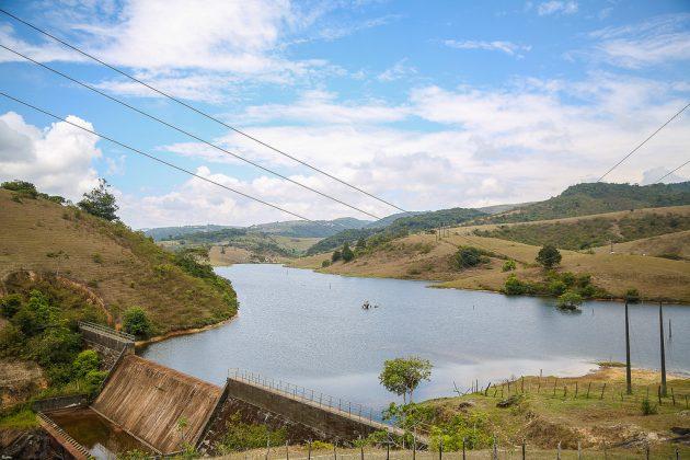 Barragem de Amaraji Foto Allan Torres