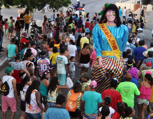 Bloco da Madalena em Folia  Fotos Gilvan Silva