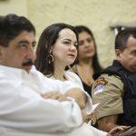 Entidades unidas para combater a violencia nas escolas Foto Allan Torres