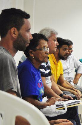 Reuniao com os Blocos Fotos Gilvan Silva