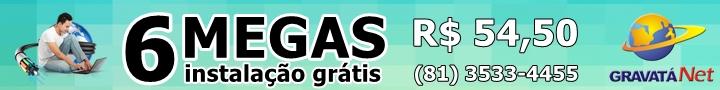 Banner Gravatá NET