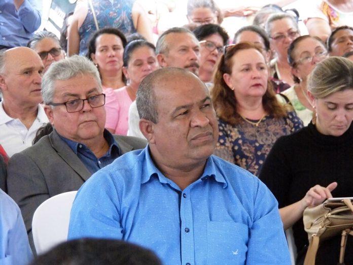 Vereador Nego Suíno PEN Foto Gilvan Silva
