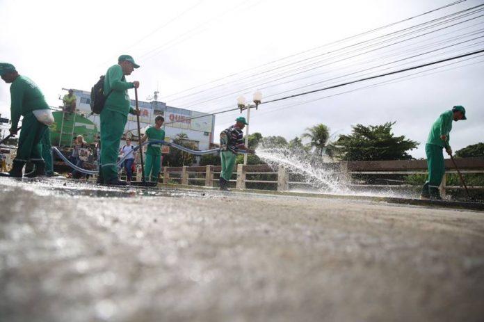 Chuvas em Gravatá