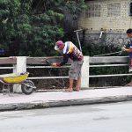 Reparos na Ponte Fotos Gilvan Silva