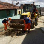 Limpeza da Rua São Joaquim