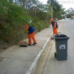 limpeza de ruas e vias