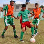 Boa Vista vs Ajax - Foto - Gilvan Silva