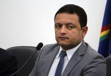 Presidente da Câmara, Léo do Ar (PSDB). Foto: Gilvan Silva