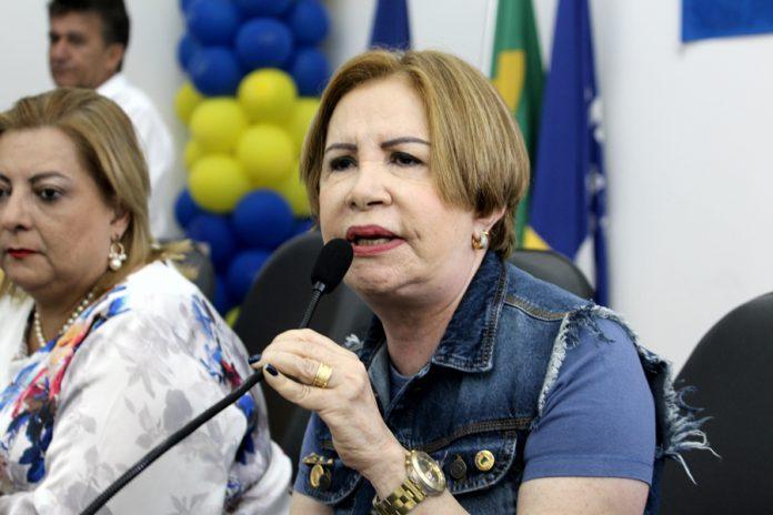 Terezinha Nunes (PSDB) - Foto: Gilvan Silva