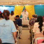 A Escola Municipal Maria Alice da Veiga Pessoa comemorou nesta sexta (29) seus 47 anos com muita festa.
