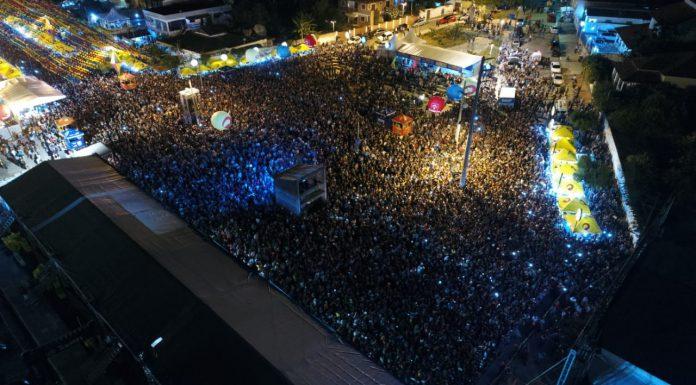 São João em Gravatá, Pátio de Eventos. Foto: Eliese Henrique