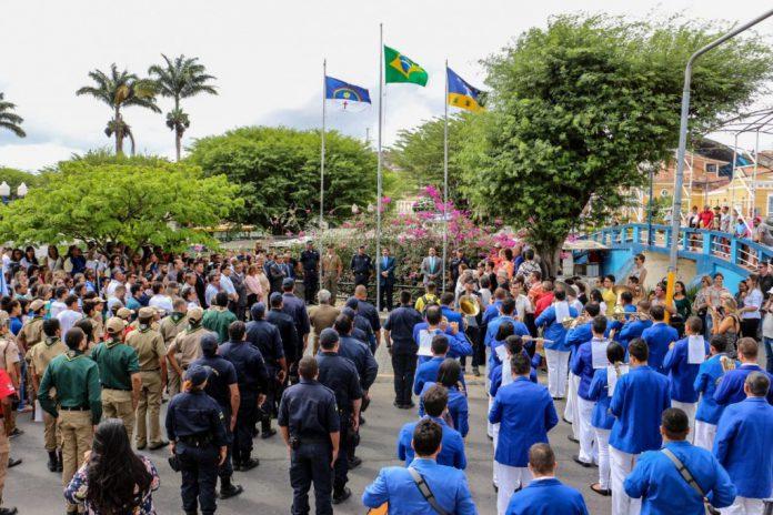 Proclamação da República. Foto: Anderson Souza