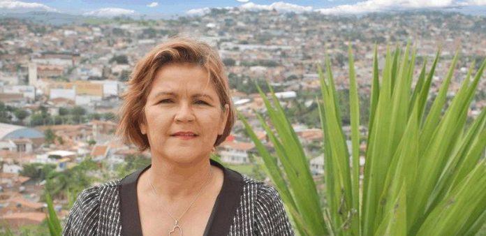 Valéria Silva. Foto: Reprodução
