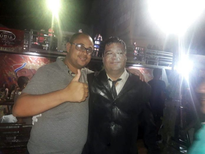 Ganhador Davi Junior e o Zé Pereira 2019 Dilsinho