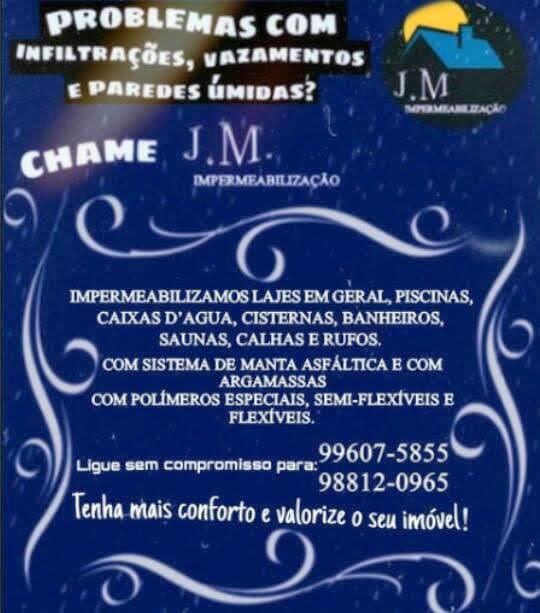 JM Impermeabilização