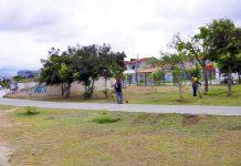 Parque da Cidade. Foto: Labastier. Edição: Gilvan Silva