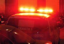 Foto Gilvan Silva Viatura da Policia