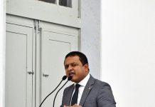 Vereador Leo do Ar PSDB Foto Gilvan Silva