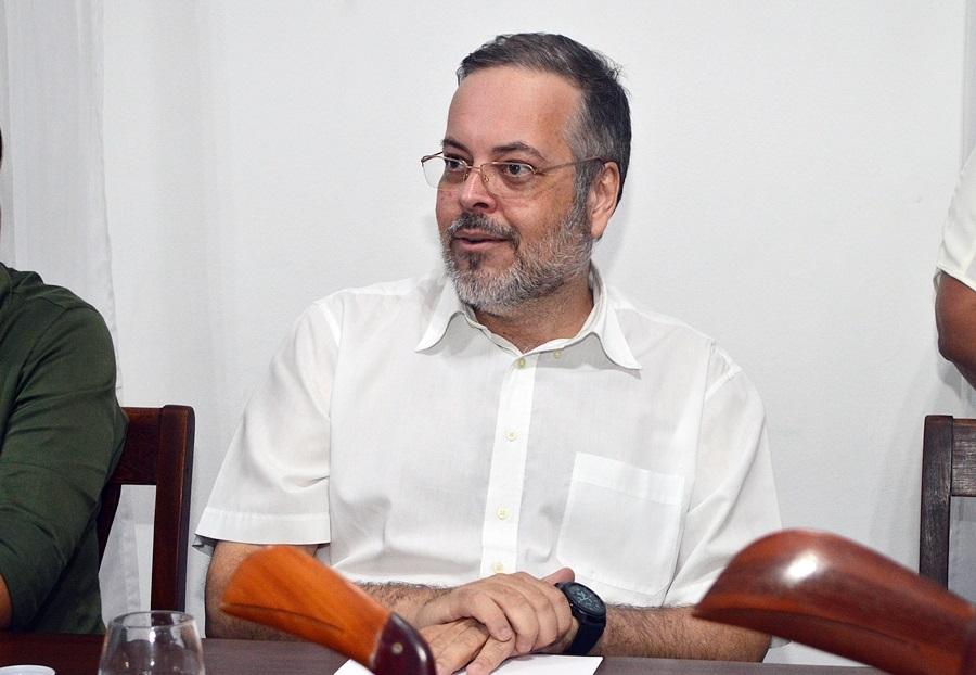 Padre João Paulo. Foto: Gilvan Silva