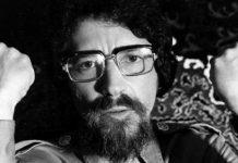 Raul Seixas wearing glasses - Raul Seixas